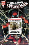 Cover Thumbnail for The Amazing Spider-Man (1999 series) #666 [Variant Edition - Forbidden Planet Store Exclusive]