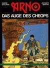 Cover for Arno (comicplus+, 1987 series) #2 - Das Auge des Cheops