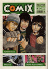 Cover for Comix (JNK, 2010 series) #1/2012