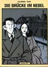Cover for Die Brücke im Nebel (Carlsen Comics [DE], 1984 series)