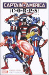 Cover for Captain America Corps (Marvel, 2011 series)
