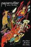 Cover for Papercutter (Tugboat Press; Teenage Dinosaur; Sparkplug Comic Books, 2006 series) #1