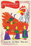 Cover for Papercutter (Tugboat Press; Teenage Dinosaur; Sparkplug Comic Books, 2006 series) #10