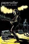 Cover for Papercutter (Tugboat Press; Teenage Dinosaur; Sparkplug Comic Books, 2006 series) #12