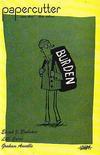 Cover for Papercutter (Tugboat Press; Teenage Dinosaur; Sparkplug Comic Books, 2006 series) #3