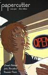 Cover for Papercutter (Tugboat Press; Teenage Dinosaur; Sparkplug Comic Books, 2006 series) #4