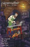 Cover for Papercutter (Tugboat Press; Teenage Dinosaur; Sparkplug Comic Books, 2006 series) #6
