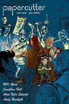 Cover for Papercutter (Tugboat Press; Teenage Dinosaur; Sparkplug Comic Books, 2006 series) #7