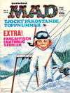 Cover for Mad (Semic, 1976 series) #2/1978