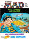 Cover for Mad (Semic, 1976 series) #4/1979