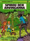 Cover Thumbnail for Spirous äventyr (1974 series) #7 - Spirou och arvingarna [3:e upplagan, 1987]