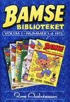 Cover for Bamsebiblioteket (Egmont, 2000 series) #1