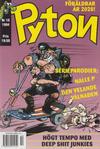 Cover for Pyton (Atlantic Förlags AB, 1990 series) #10/1994
