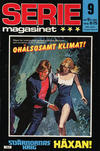 Cover for Seriemagasinet (Semic, 1970 series) #9/1984