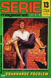 Cover for Seriemagasinet (Semic, 1970 series) #13/1984