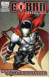 Cover Thumbnail for Cobra Annual 2012: The Origin of Cobra Commander (2012 series)  [Cover A]
