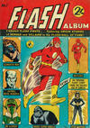 Cover for Flash Album (K. G. Murray, 1965 series) #1