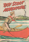 Cover for Boy Scout Adventure (Boy Scouts of America, 1954 series)