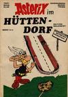 Cover for Asterix im Hüttendorf (Unbekannter Verlag, 1982 series)