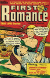 Cover for First Romance (Magazine Management, 1952 series) #22