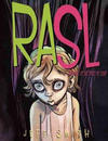 Cover for RASL (Cartoon Books, 2009 series) #3 - Romance at the Speed of Light