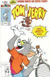 Cover for Tom & Jerry (Harvey, 1991 series) #5