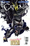 Cover for Catwoman (DC, 2011 series) #6
