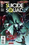 Cover for Suicide Squad (DC, 2011 series) #6