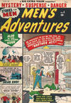 Cover for Men's Adventures (Bell Features, 1950 series) #5