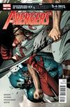Cover for Avengers (Marvel, 2010 series) #22