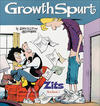 Cover for Zits Sketchbook (Andrews McMeel, 1998 series) #2 - Growth Spurt