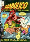 Cover for Diabólico (Editora de Periódicos La Prensa S.C.L., 1966 series) #86
