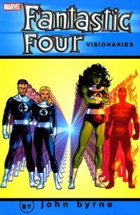 Cover Thumbnail for Fantastic Four Visionaries: John Byrne (Marvel, 2001 series) #6