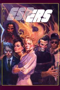 Cover Thumbnail for ESPers (Marvel, 1990 series)