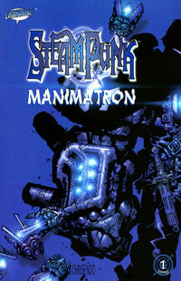 Cover Thumbnail for Steampunk: Manimatron (DC, 2001 series)