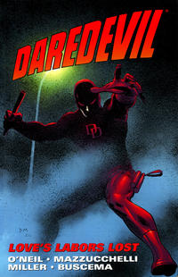 Cover Thumbnail for Daredevil: Love's Labors Lost (Marvel, 2002 series)
