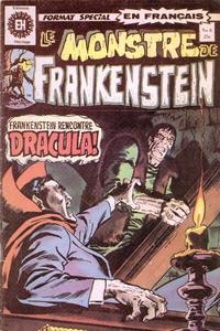 Cover Thumbnail for Le Monstre de Frankenstein (Editions Héritage, 1973 series) #8