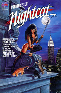 Cover Thumbnail for Nightcat (Marvel, 1991 series) #1