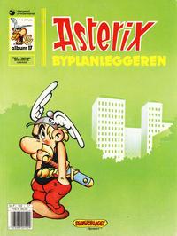 Cover Thumbnail for Asterix (Hjemmet / Egmont, 1969 series) #17 - Byplanleggeren [6. opplag]