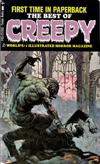 Cover Thumbnail for The Best of Creepy (Grosset and Dunlap, 1971 series) #12125