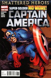 Cover Thumbnail for Captain America (Marvel, 2011 series) #8
