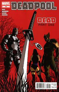 Cover for Deadpool (Marvel, 2008 series) #50