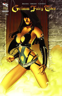 Cover Thumbnail for Grimm Fairy Tales (Zenescope Entertainment, 2005 series) #67 [Cover A - Mike DeBalfo]