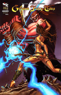 Cover Thumbnail for Grimm Fairy Tales (Zenescope Entertainment, 2005 series) #67 [Cover B - Pasquale Qualano]