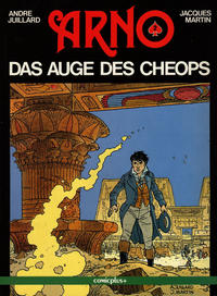 Cover Thumbnail for Arno (comicplus+, 1987 series) #2 - Das Auge des Cheops