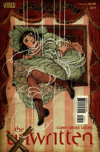 Cover Thumbnail for The Unwritten (DC, 2009 series) #33.5