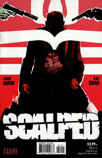Cover Thumbnail for Scalped (DC, 2007 series) #52
