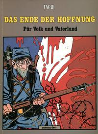 Cover Thumbnail for Das Ende der Hoffnung (Carlsen Comics [DE], 1984 series)