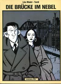 Cover Thumbnail for Die Brücke im Nebel (Carlsen Comics [DE], 1984 series)