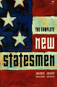 Cover Thumbnail for The Complete New Statesmen (Fleetway Publications, 1990 series)